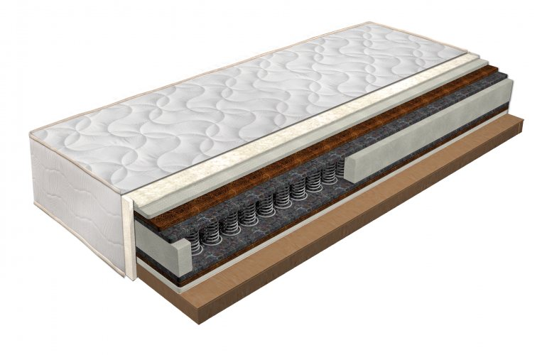 single sided mattress lux